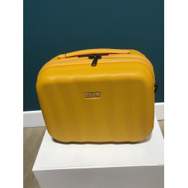 Vanity rigide jaune jump (29 x 35 x 17,5 cm)